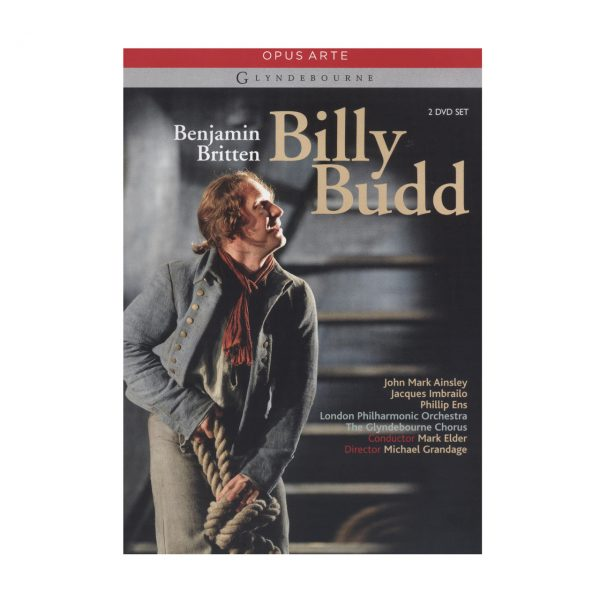 Billy Budd DVD