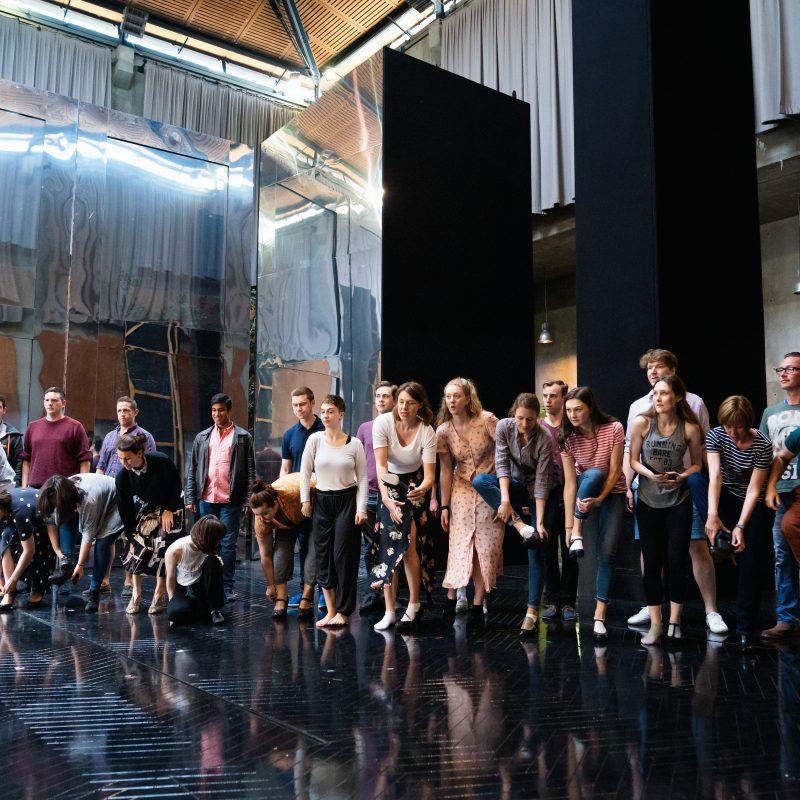 Cendrillon (Cinderella) — rehearsal gallery