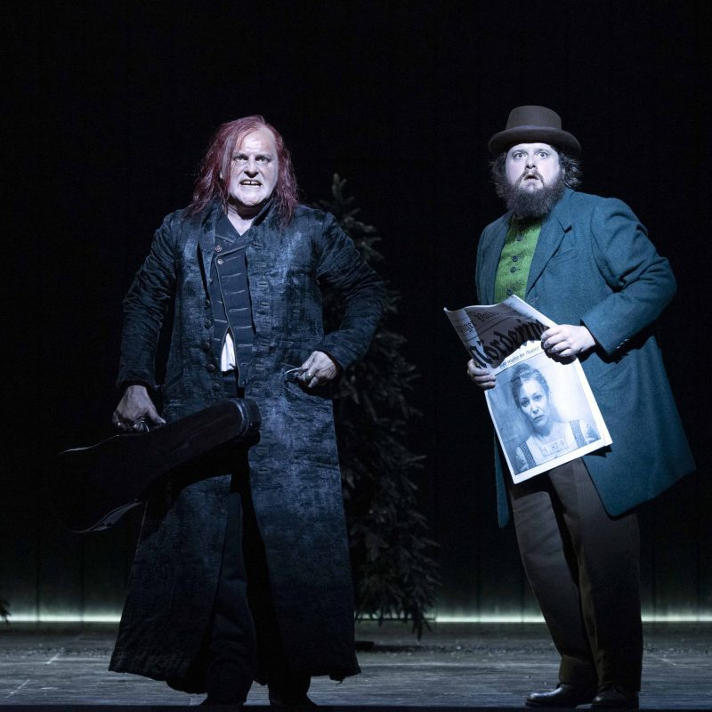 What you thought of: La damnation de Faust