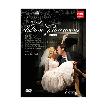 Don Giovanni DVD