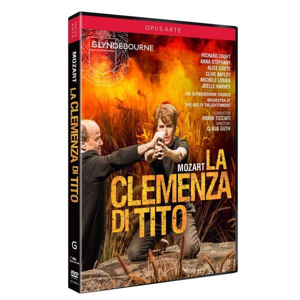 La clemenza di Tito DVD