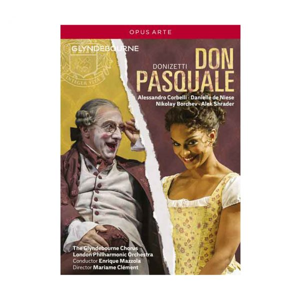 Don Pasquale DVD