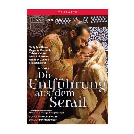 Die Entführung aus dem Serail DVD