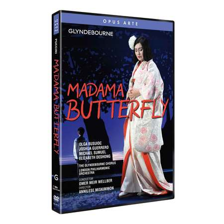 Madama Butterfly DVD