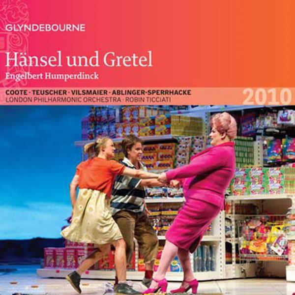 Hänsel und Gretel CD