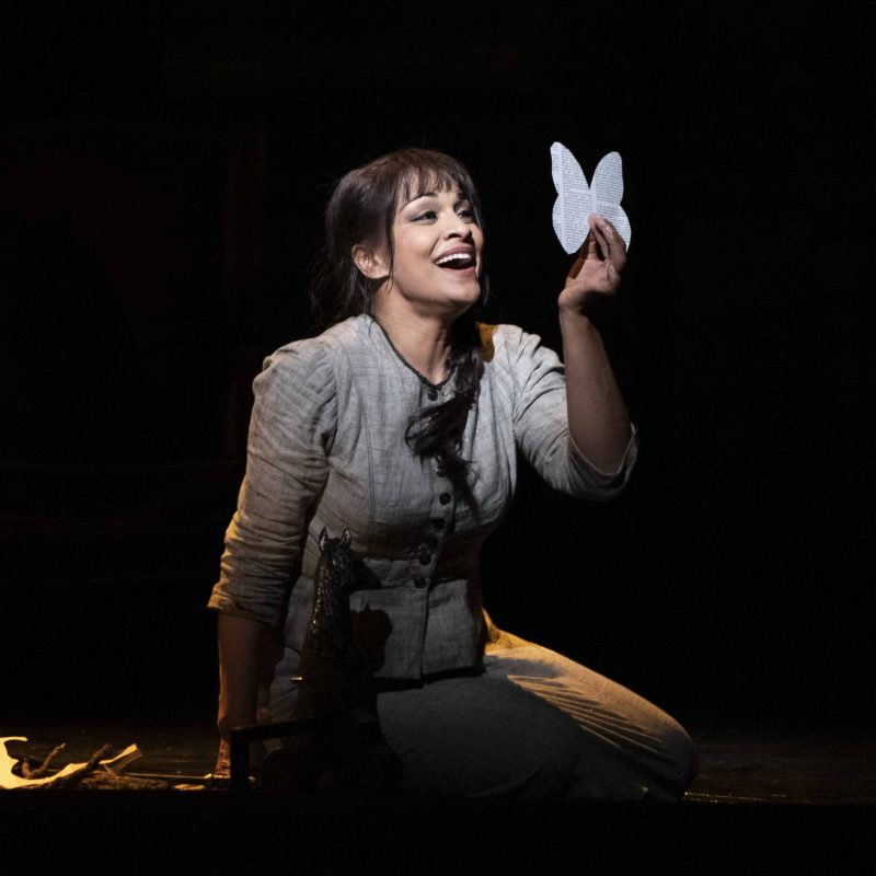 Danielle de Niese: how I spend the interval