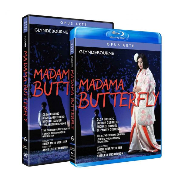 On DVD and Blu-ray