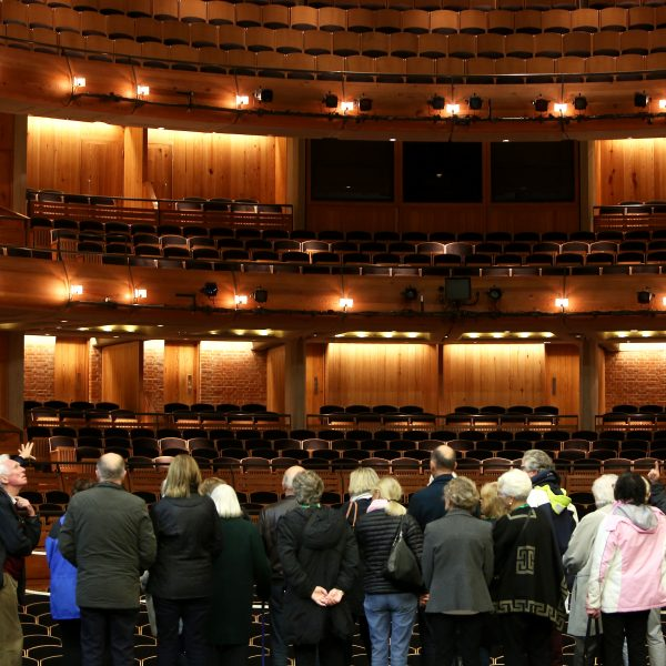 Concerts talks and events - Glyndebourne