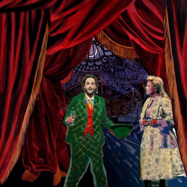 The Magic Flute: Behind the Curtain