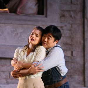 Stories from the Archive: romantic moments on the Glyndebourne stage