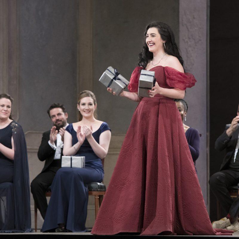 Elbenita Kajtazi: my Glyndebourne journey