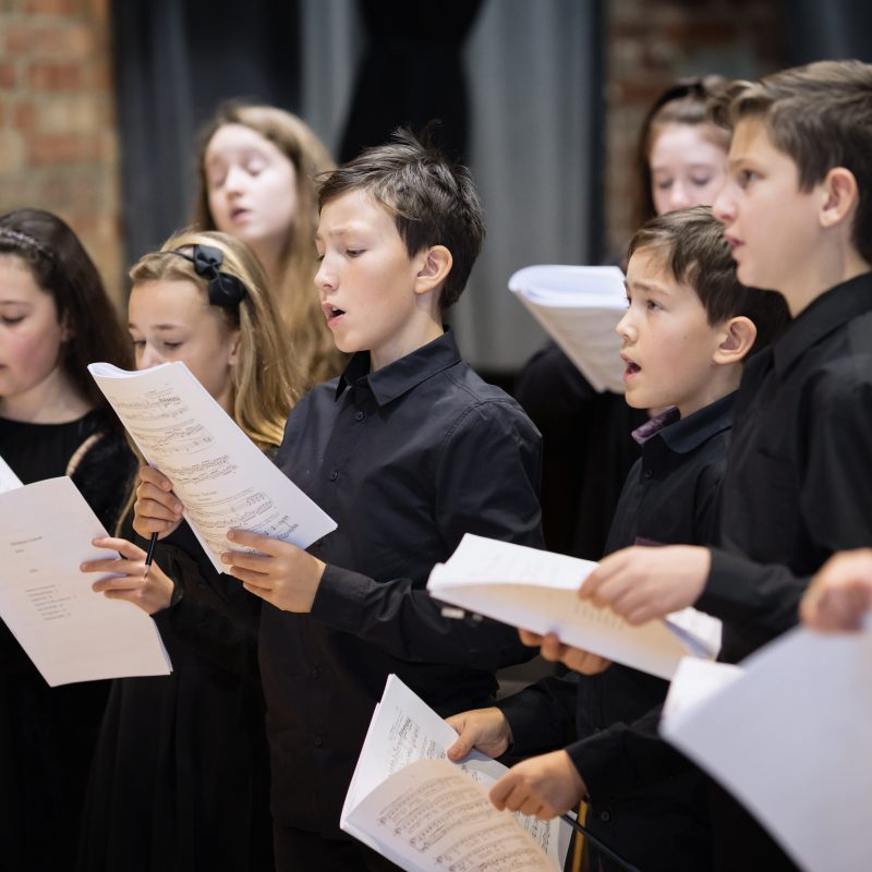 Glyndebourne Youth Opera Performance Projects