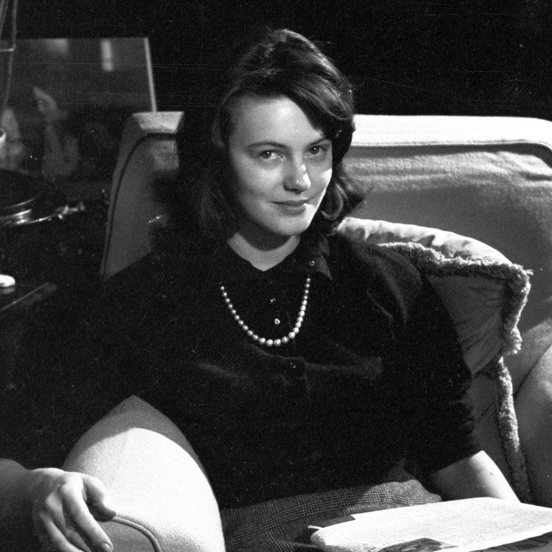 Lady Mary Christie, 1937 – 2020