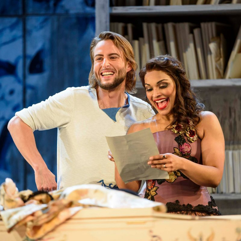 Introducing… The Barber of Seville