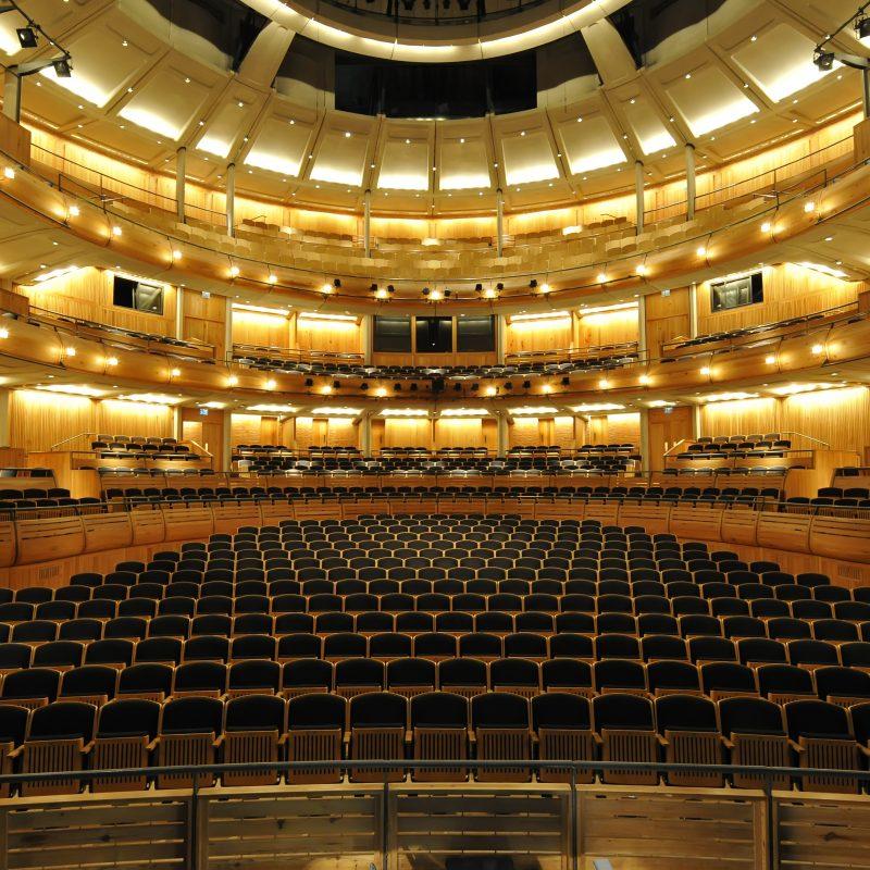 Indoor performances return to Glyndebourne