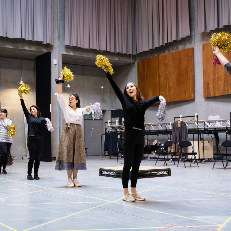 The Magic Flute – autumn rehearsal gallery