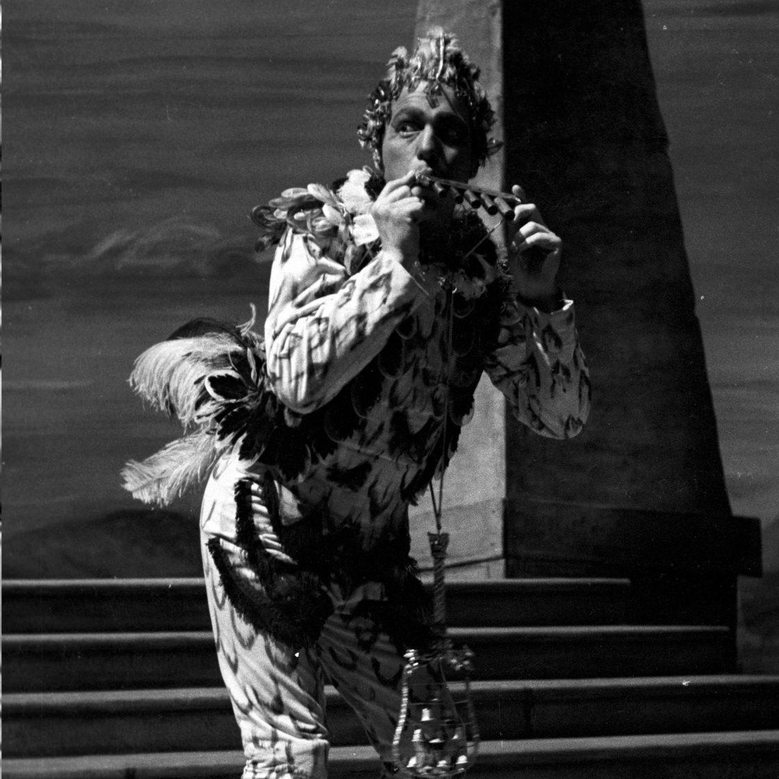 Die Zauberflute, 1957