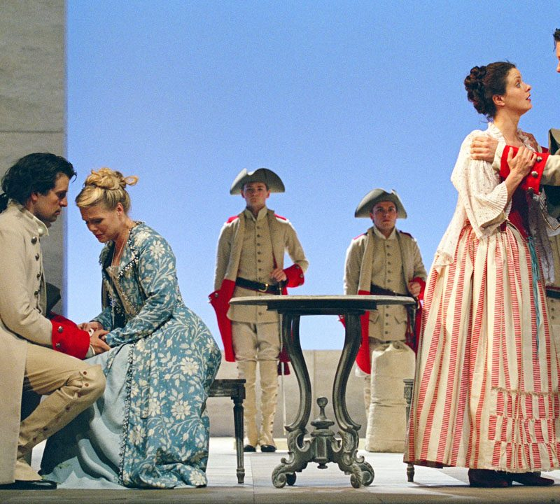 Five minutes to fall in love with… Così fan tutte