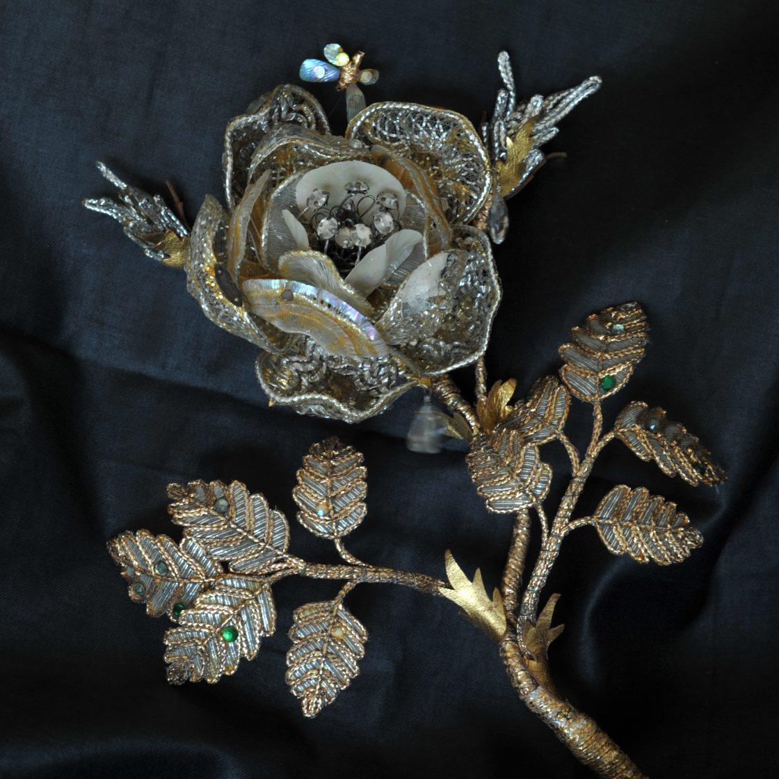 Prop Rose from Der Rosenkavalier