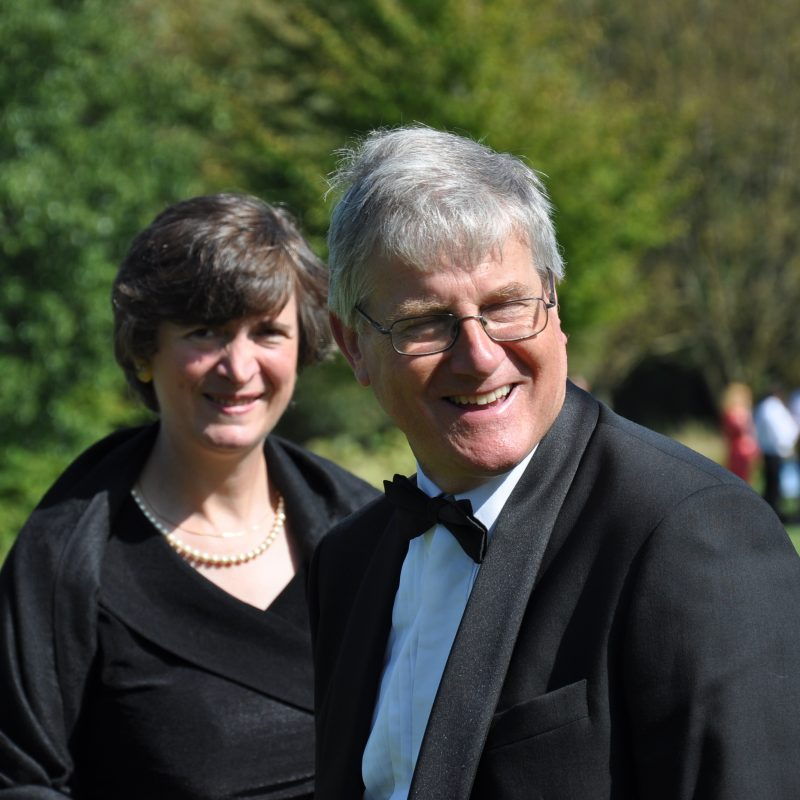 Why we donated to Glyndebourne: Peter and Helen Patterson