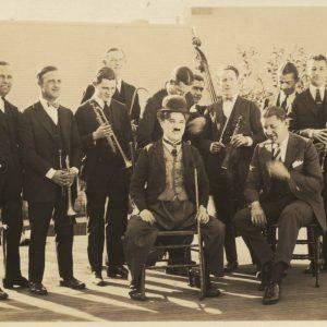 Charlie Chaplin: composer