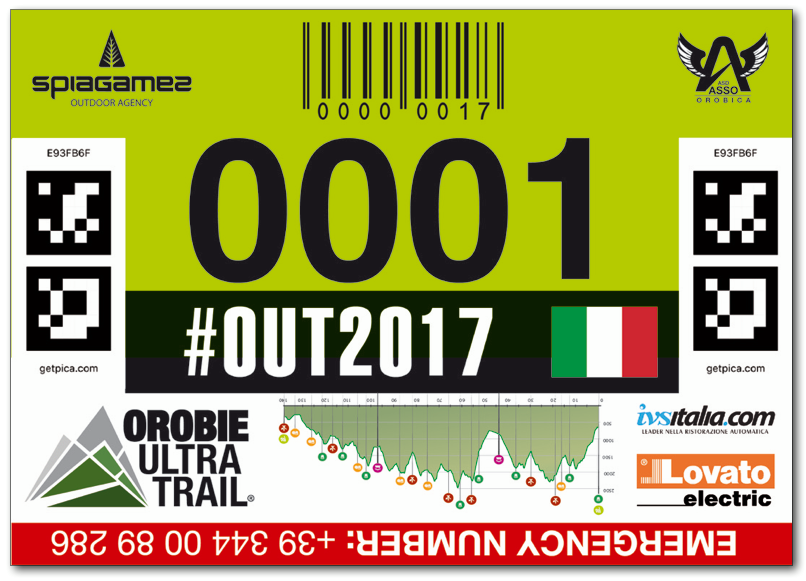 OROBIE ULTRA-TRAIL® - 20 luglio 2017