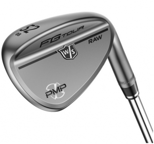 WILSON STAFF FG TOUR PMP RAW PVD WEDGE