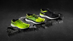 "SALOMON COMPLETA LA SUA ROAD RUNNING ""AVENUE"""