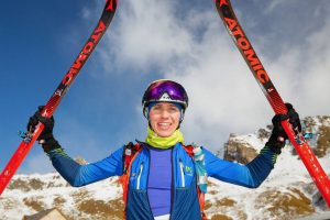 SKIALP: DAVIDE MAGNINI CAMPIONE ITALIANO UNDER 23