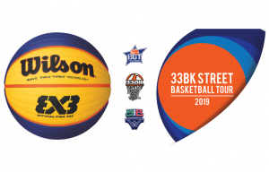 WILSON PARTNER DI 33BK STREET BASKETBALL TOUR