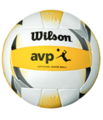 "WILSON OFFICIAL GAME BALL AL ""MIZUNO BEACH VOLLEY MARATHON"""