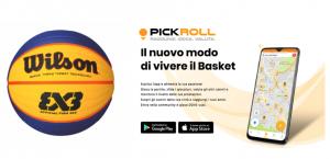 WILSON DI NUOVO A FIANCO DEL BASKET 3X3 CON PICK-ROLL