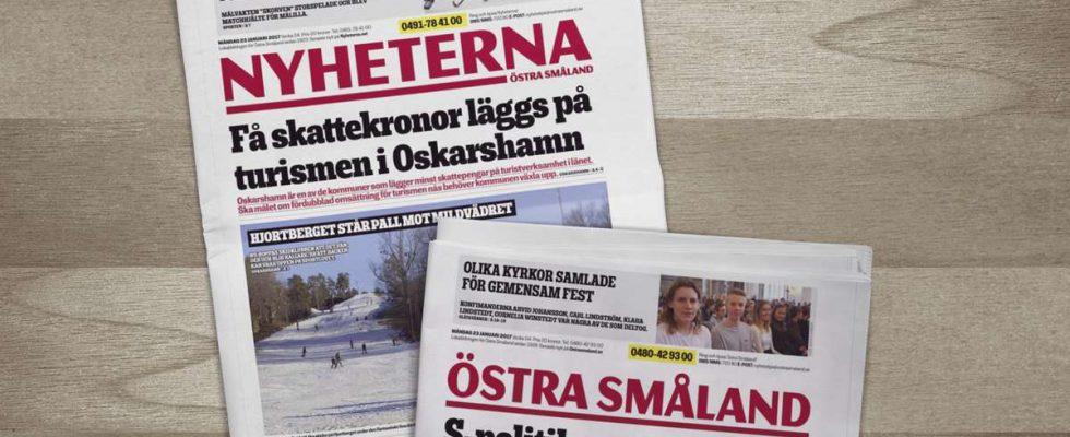 Annonsera i Östra Småland/Nyheterna och nå en kapitalstark målgrupp