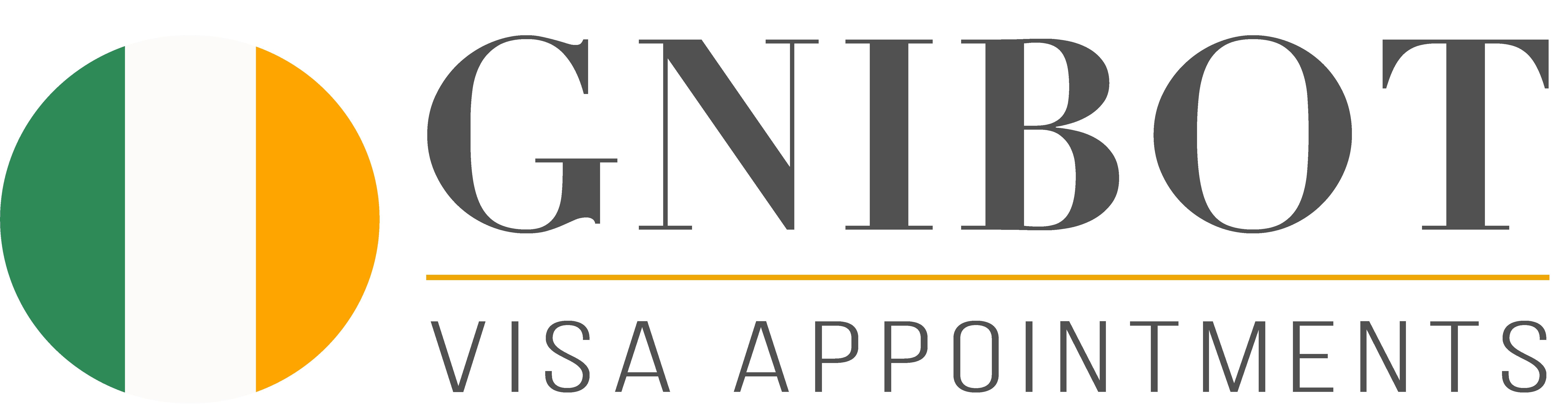 Gnibot Visa appointments