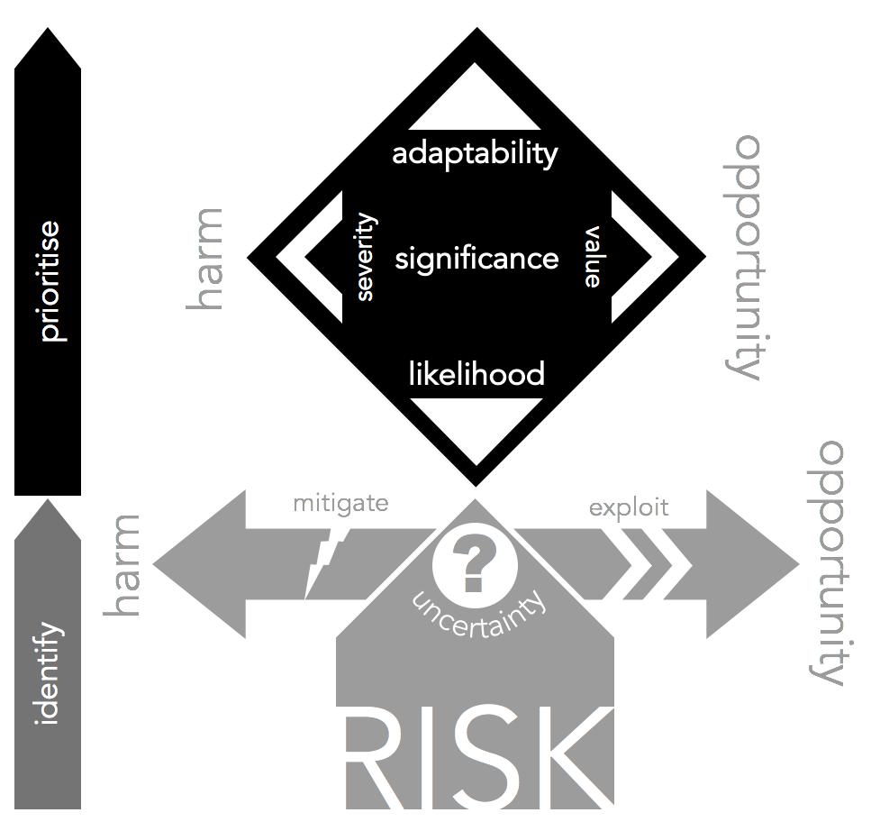 Goal Atlas - Prioritising Risk for Strategy Model (PRiSM)