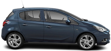 Opel Corsa, Fiat 500, Fiat Panda