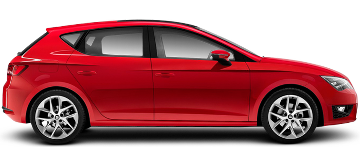 Seat León, Ford Focus, Opel Astra, Opel Meriva