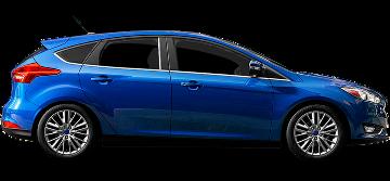 Ford Focus Aut., Skoda Yeti Aut.