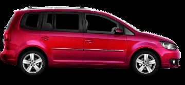 Volkswagen Touran, Opel Zafira, Volkswagen Caddy Maxi