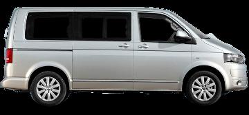 Volkswagen Transporter, Fiat Scudo, Mercedes Vito