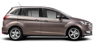Ford C-Max, Seat Altea, Renault Scenic