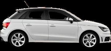 Audi A1 Sportback, Mini Cooper