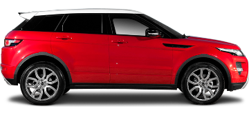 Range Rover Evoque, Volkswagen Touareg