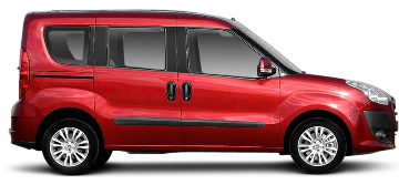 Fiat Doblo, Citroën Berlingo, Ford Transit Connect Kombi