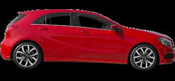 Mercedes Clase A Aut, BMW Serie 1 Aut, Mini Cooper Countryman Aut