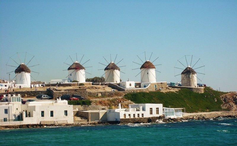 Аренда автомобилей на островах Греции