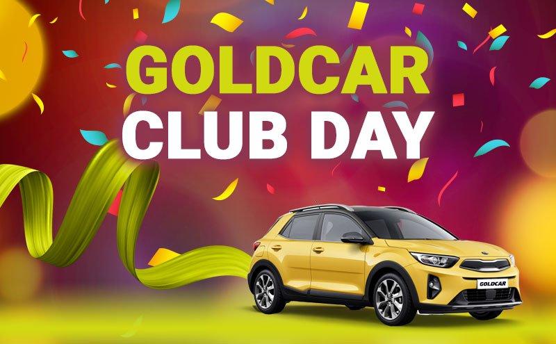 Goldcar Club Day