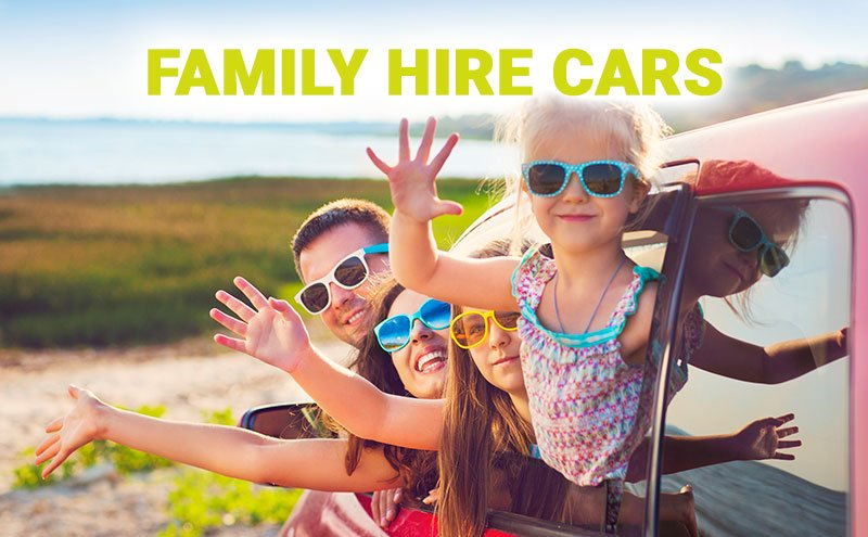 Family hire cars