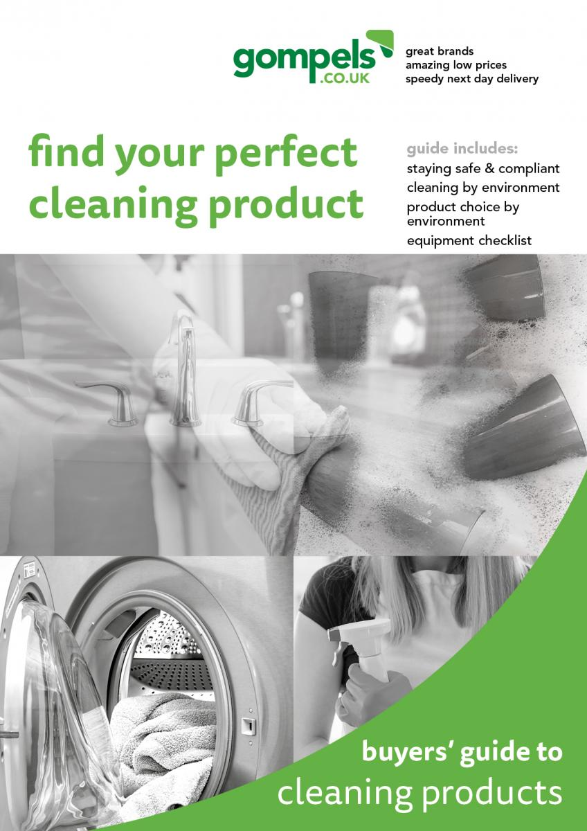 Download buyers guide to cleaning products