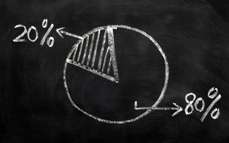 Principe des 80/20: 5 façons de faire plus en faisant moins